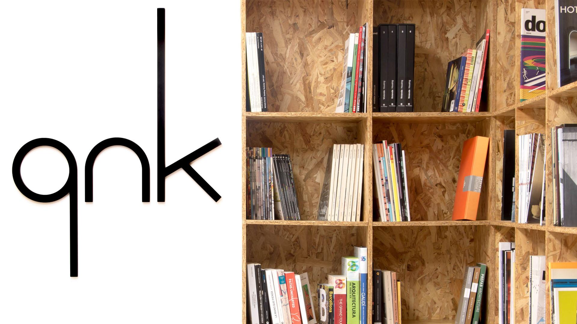 Slider estudio qnk. Detalle librería