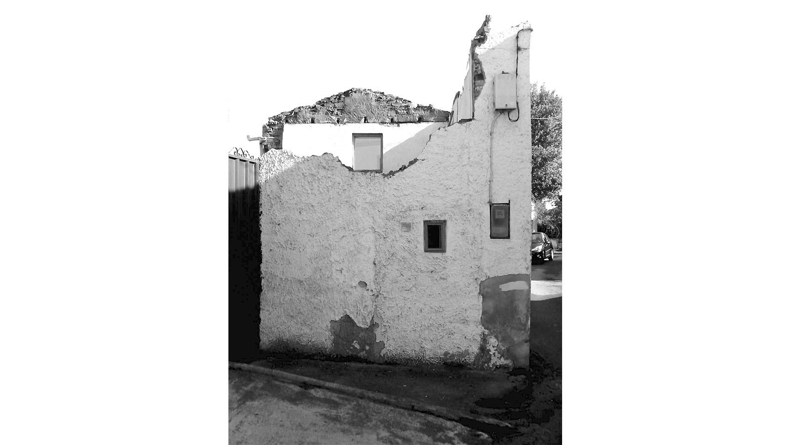 Vivienda Rural Langreo. Fotografía estado previo