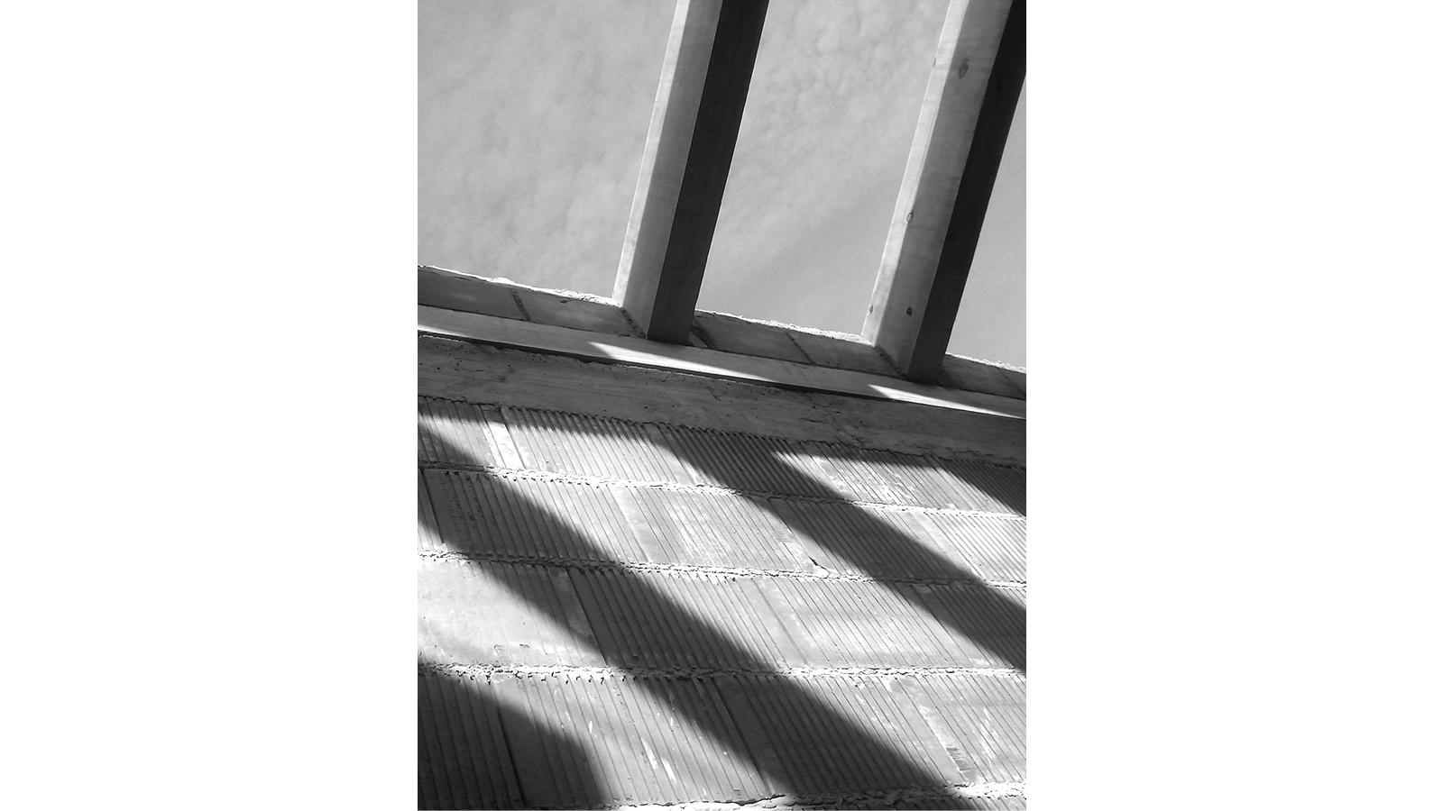 Vivienda Rural Langreo. Fotografía construcción
