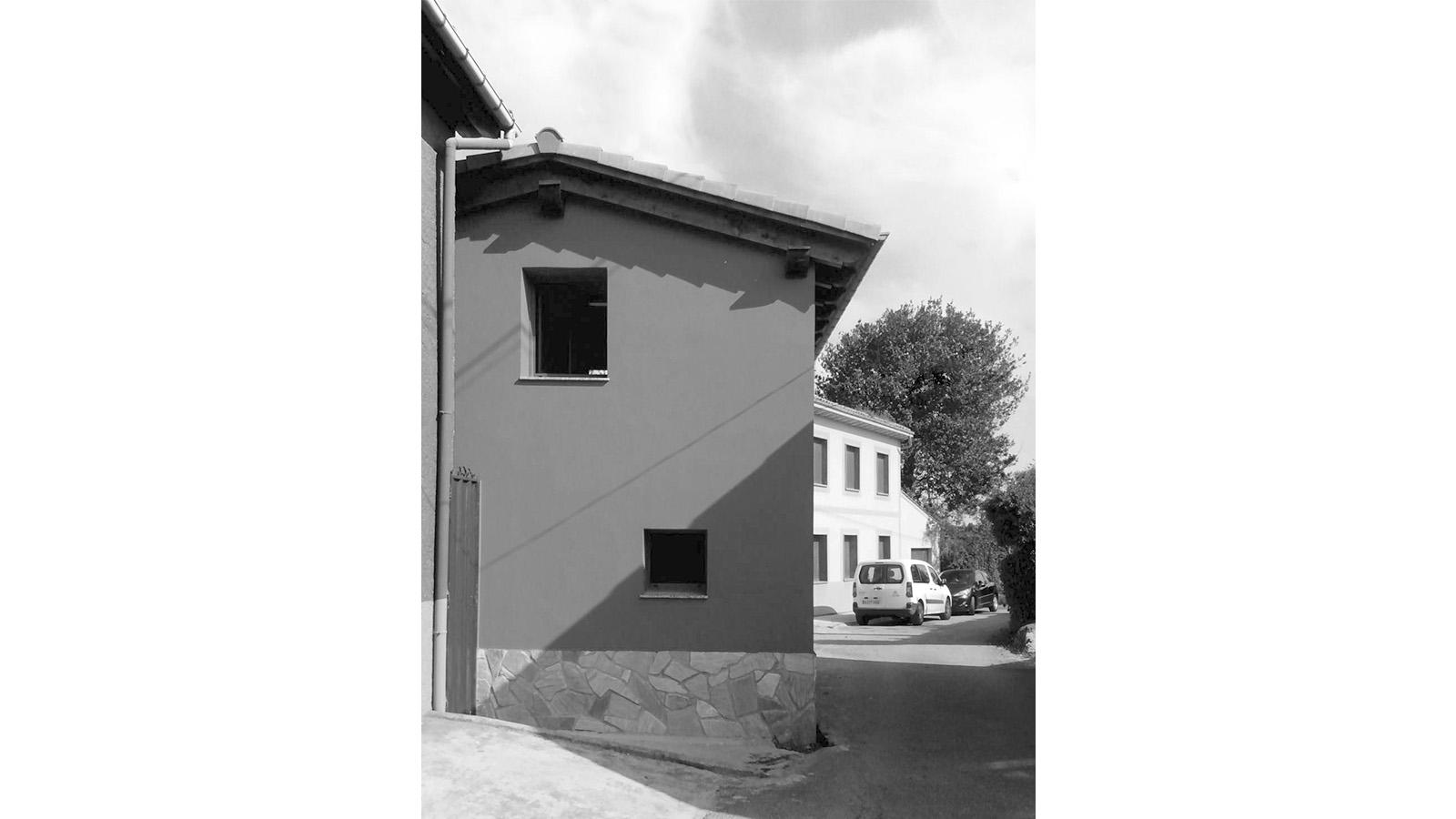 Vivienda Rural Langreo. Fotografía exterior